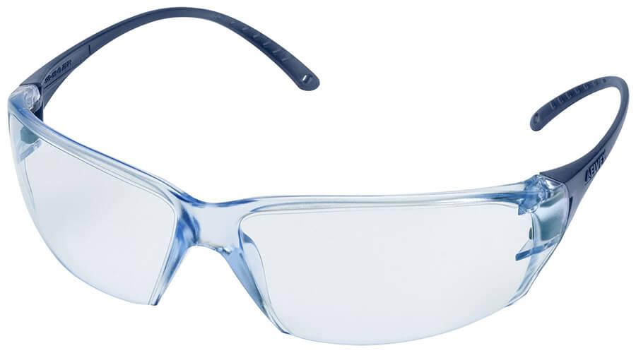 Elvex Helium 18 Ultralight Safety Glasses with Light Copper Anti-Fog Lens